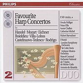 Favourite Harp Concertos by Various Artists