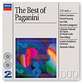 The Best of Paganini by Various Artists