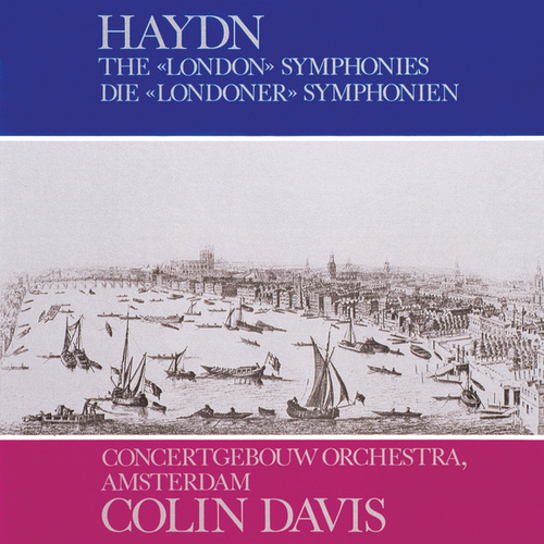 Haydn: 6 'London' Symphonies by Royal Concertgebouw Orchestra