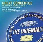 Great Concertos: The Best of DG Originals, Vol. III by Various Artists