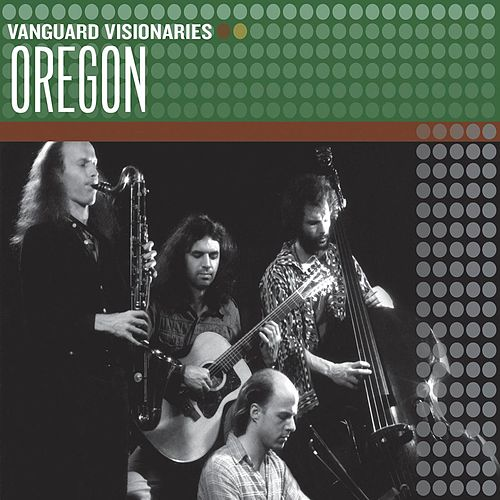 Vanguard Visionaries by Oregon