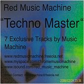 Red Music Machine by Music Machine