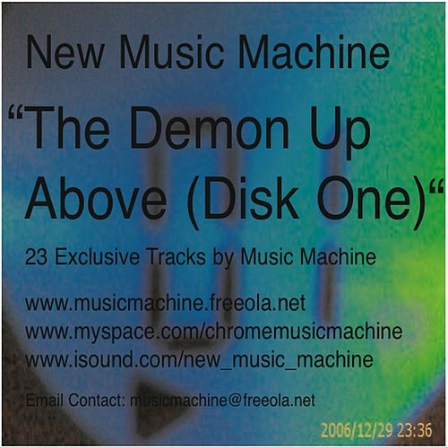New Music Machine Vol 1 by Music Machine
