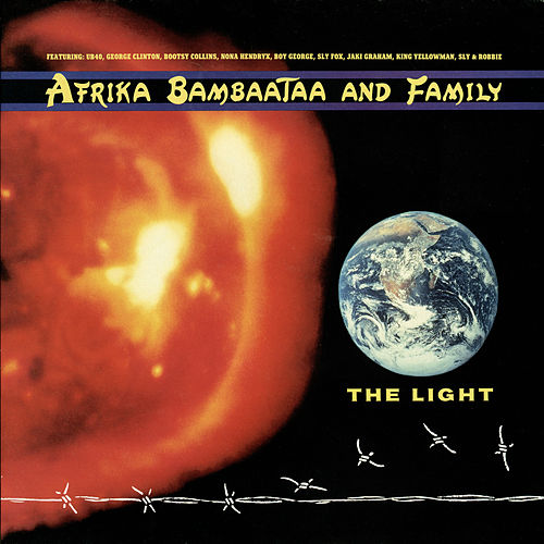 The Light by Afrika Bambaataa
