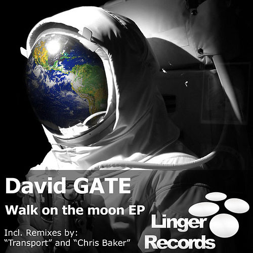 Walk on the Moon - EP by David Gate