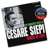 The Romantic Voice Of Cesare Siepi: Songs Of Italy by Cesare Siepi
