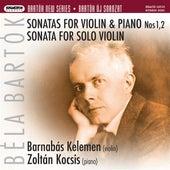 Bartók: Violin Sonatas Nos. 1 & 2 - Sonata for solo violin by Barnabas Kelemen