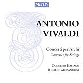 Vivaldi: Concertos for Strings by Various Artists