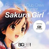 Sakura Girl by Commercial Club Crew