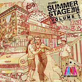 Summerstage 2014 Fania 50th Anniversary - Vol. 5 by Various Artists