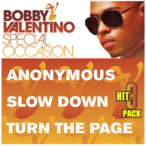 Anonymous Hit Pack by Bobby V.