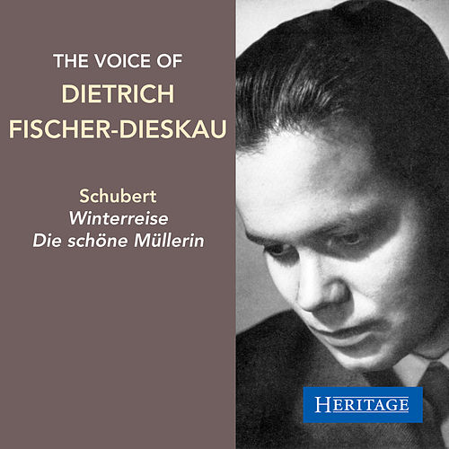 The Voice of Dietrich Fischer-Dieskau by Gerald Moore