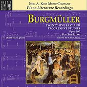 Burgmüller: Twenty-Five Easy and Progressive Studies: Opus 100, for the Piano by Diane Hidy