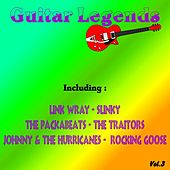 Guitar Legends, Vol.3 by Various Artists