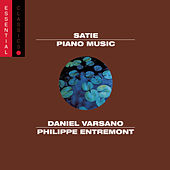 Satie: Piano Works by Various Artists