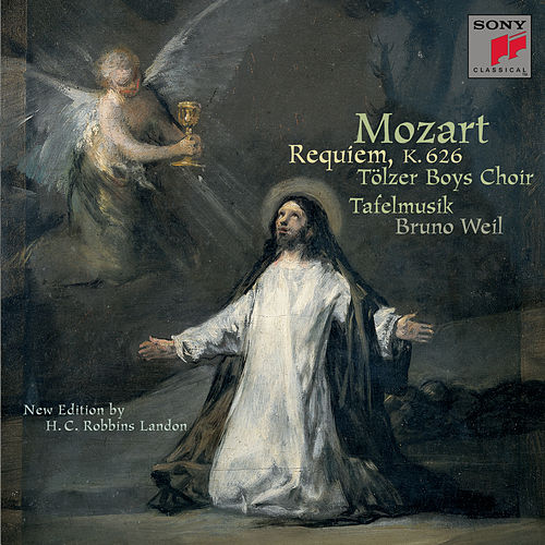 Mozart:  Requiem, K. 626 by Barbara Hölzl