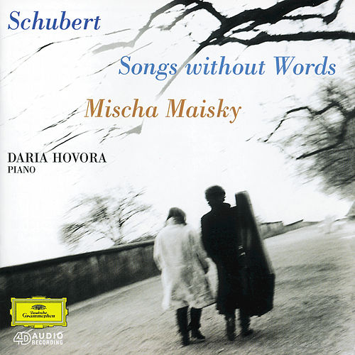 Schubert: Songs Without Words by Mischa Maisky