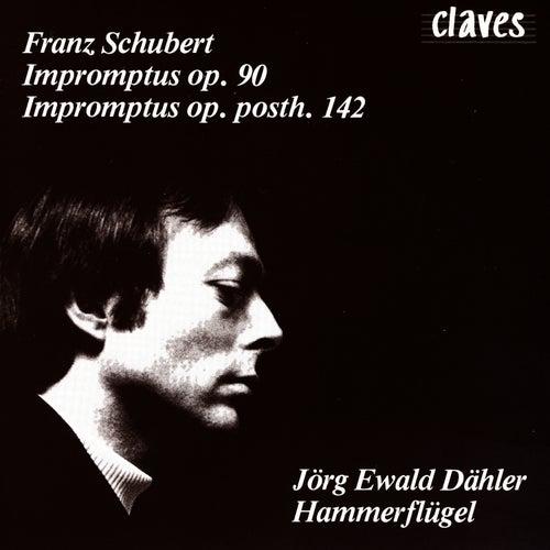 Franz Schubert: Impromptus op. 90 / Impromptus op. posth. 142 by Franz Schubert