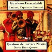 Girolami Frescobaldi: Canzoni, Capricci e Ricercari by Girolamo Frescobaldi