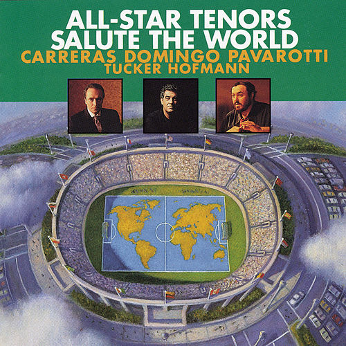 All-Star Tenors Salute The World by Various Artists