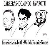 Favorite Arias by the World's Favorite Tenors by Various Artists