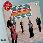 Beethoven: The Early String Quartets by Quartetto Italiano