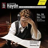 Haydn: Complete Symphonies, Vol. 22 by The Heidelberg Symphony Orchestra