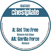 Set You Free / Gorilla Force by Distance