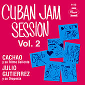 Cuba Jam Session Vol.2 by Various Artists