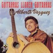 Guitarras Lloren Guitarras by Alberto Vazquez