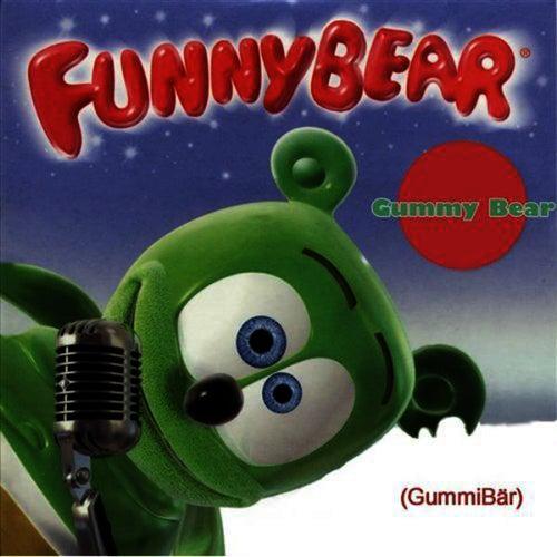 Gummy Bear by Funnybear