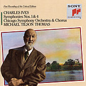 Ives: Symphonies Nos. 1 & 4 by Various Artists