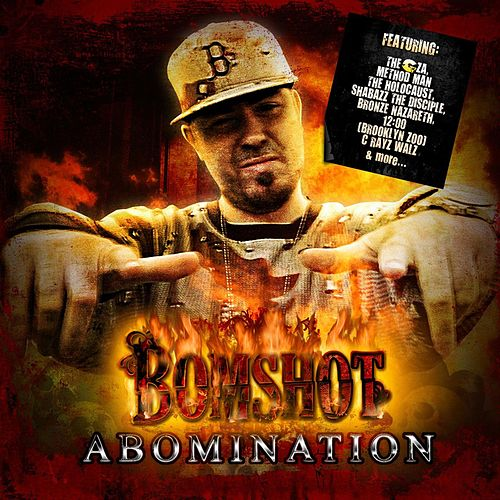 Abomination by Bomshot