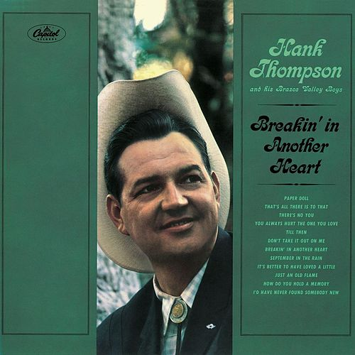 Breakin' In Another Heart by Hank Thompson
