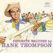 Favorite Waltzes by Hank Thompson