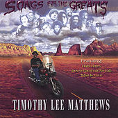 Songs For Greats by Timothy Lee Matthews