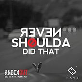 Never Shoulda Did That - Single by Ray J