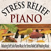 Stress Relief Piano: Relaxing Soft Solo Piano Music for Stress Relief, Self Healing Music by Robbins Island Music Group