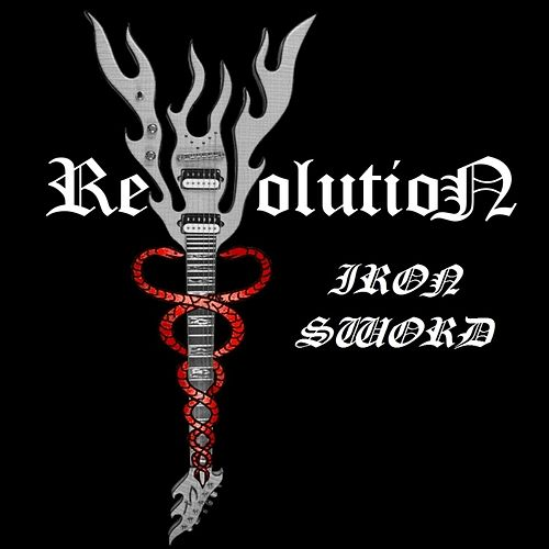 Iron Sword by Revolution