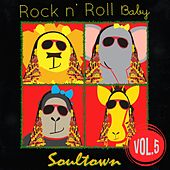 Rock n'  Roll Baby: Soultown, Vol. 5 by Rock N' Roll Baby Lullaby Ensemble