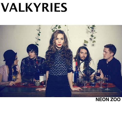 Neon Zoo by Valkyries