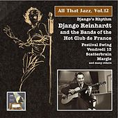 All That Jazz, Vol. 12: Django Reinhardt & the Bands of the
