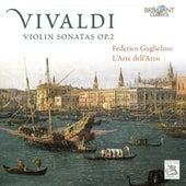 Vivaldi: Violin Sonatas, Op. 2 by Federico Guglielmo