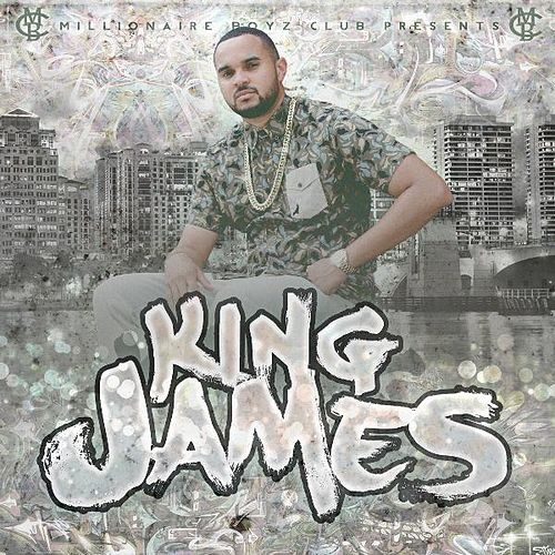 King James by J. Carr