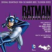 Batman: The Animated Series (Original Soundtrack from the Warner Bros. Television Series), Vol. 3 by Various Artists