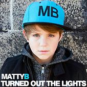 Turned out the Lights (feat. Maddi Jane) by Matty B
