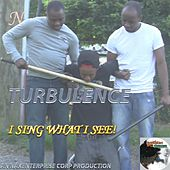 I Sing What I See by Turbulence