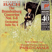 Bach: Brandenburg Concerti Nos. 4-6; Orchestral Suite No. 4 by Various Artists