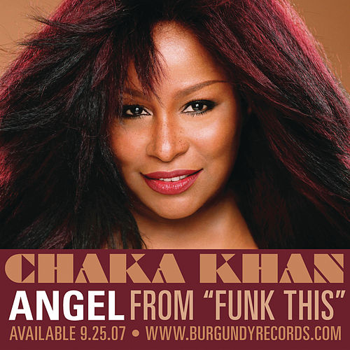 Angel by Chaka Khan