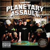 Planetary Assault by Various Artists